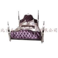 欧式新古典奢华双人床 实木婚床 亚历山大实木家具