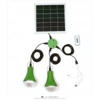 多功能一体太阳能野营灯