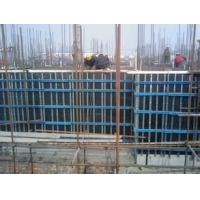 哈尔滨新型剪力墙钢背楞支撑体系
