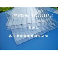 朗美牌温室工程pc阳光板,60微米UV层,质保10年