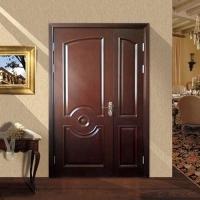 子母门 室内烤漆门 实木套装门