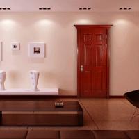 别墅室内烤漆门  豪华室内实木门  烤漆门加盟