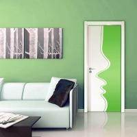青海烤漆门加盟  实木烤漆门 室内套装门