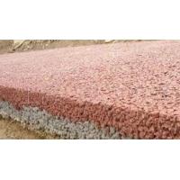 多孔混凝土胶粘剂丨透气彩石地坪透水剂