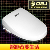 欧艾佳智能马桶盖BG101即热速热坐便器盖板洁身加热冲洗器卫