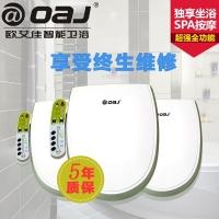 欧艾佳智能马桶盖BG206即热速热坐便器盖板洁身加热冲洗器卫
