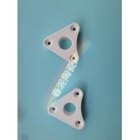 净化器电晕机上用的耐高压高温陶瓷绝缘柱40*45瓷绝缘子