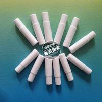 95瓷高温陶瓷管 绝缘管 刚玉管 铂铑热电偶 保护陶管 15