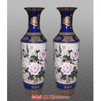 高温颜色釉花瓶