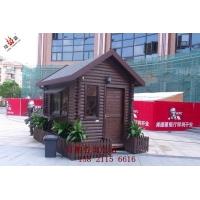 木质售货亭,杭州景区木质售货亭