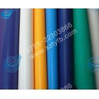 PVC蓬布 篷布规格 阻燃涂塑布 彩条布 防水蓬布