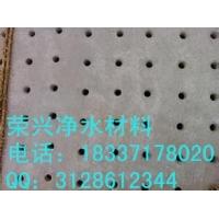 水泥滤板-混凝土滤板-BAF滤板-滤头-滤帽【荣兴】