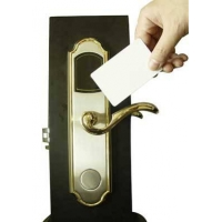 提供高雅欧式酒店智能电子门锁