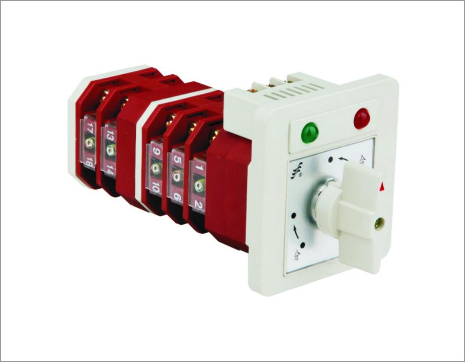 供应lw12系列带灯型万能转换开关
