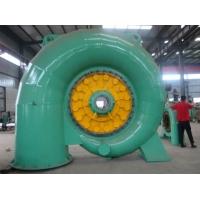 水轮机磨损修复叶轮焊补