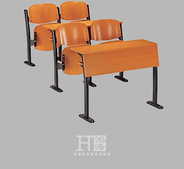 阶梯教室椅厂家鸿涛家具HT405
