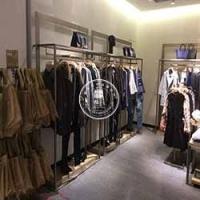 柜人ZARA服装展柜 H&M展架定制