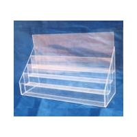 它山有机玻璃制品--玻璃--商品陈列架