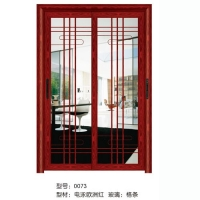 经典中空吊推门系列-南京美宜嘉门业