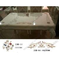 大理石餐桌茶几台面水移画水转印贴花