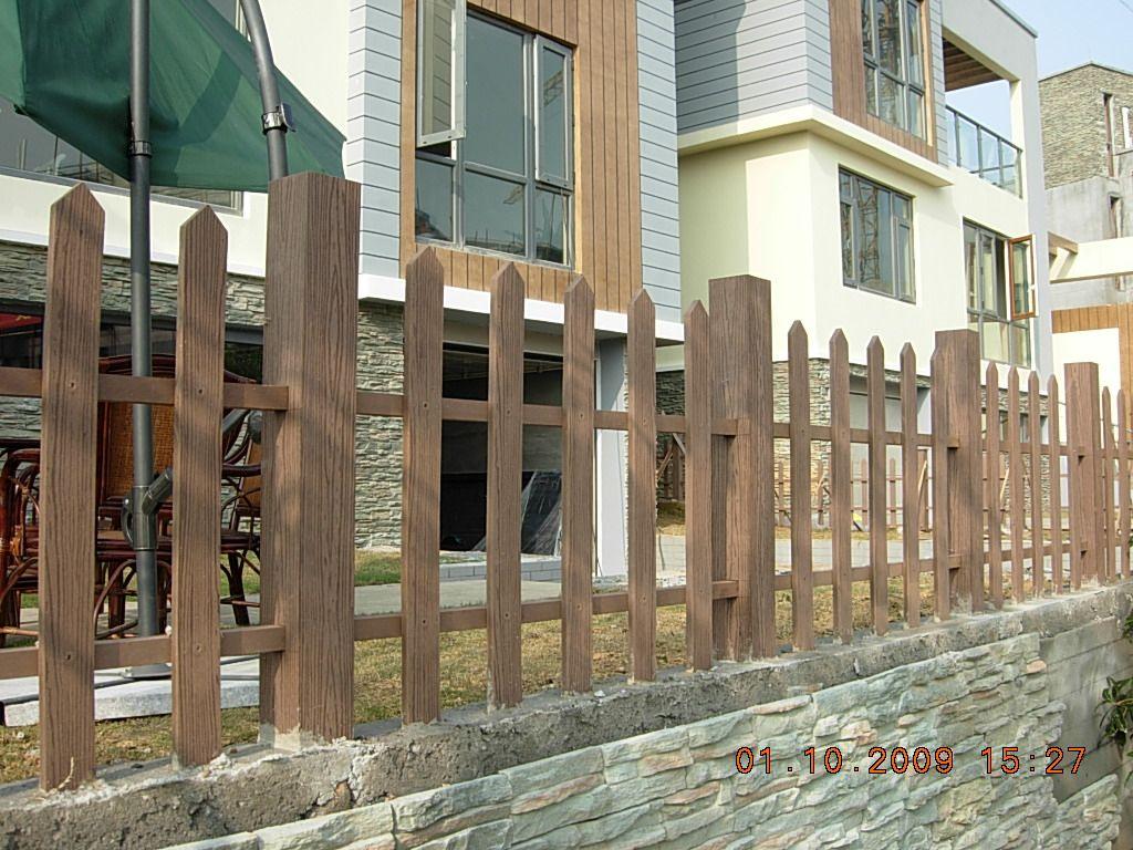 塑木栏杆预埋件