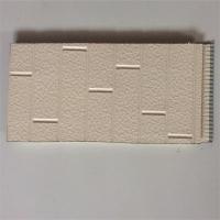 标砖纹金属雕花板 绿色环保墙材