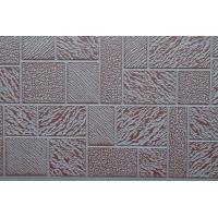 新型建材外墙保温板聚氨酯金属雕花板