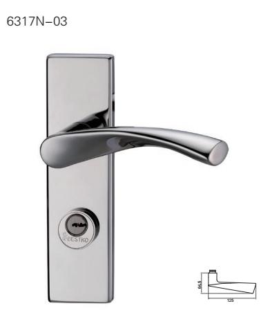 德国瑞高304不锈钢室内门锁