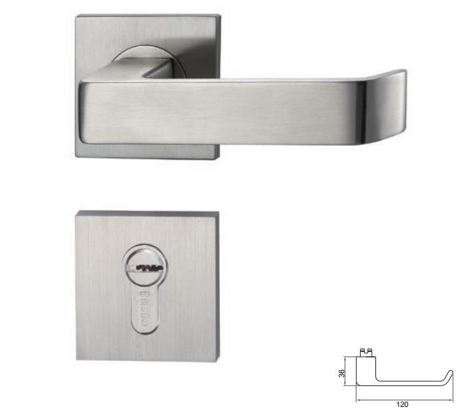 供应德国瑞高304不锈钢门锁