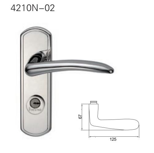 供应德国瑞高304不锈钢内门锁
