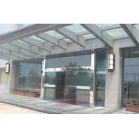北京朝阳区国贸玻璃门