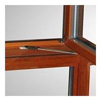 斷橋節能一體窗  管式窗 窗紗一體窗