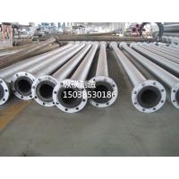 碳钢橡胶复合管道 碳钢橡胶复合管