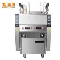 全自动升降六头煮面炉电热保温节能煮面锅商用煮面桶保温炉