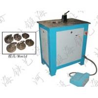 锻海 新型程控电动弯花机  铁艺设备 花架制作设备