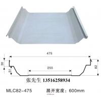 YX82-475 360度咬合屋面板