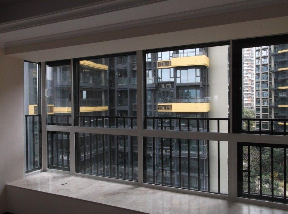 菲斯宝推拉式铝合金夹胶玻璃隔音窗