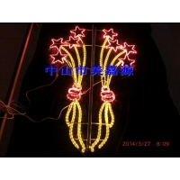 LED造型灯,路灯杆装饰灯,楼体装饰亮化灯