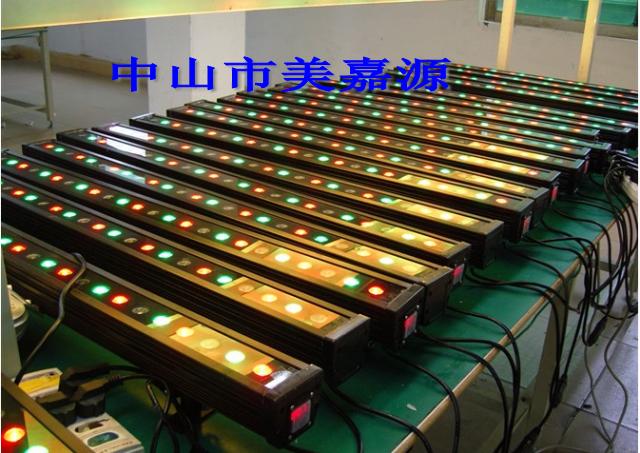 LED桥梁亮化灯,LED24W洗墙灯,LED大功率洗墙灯