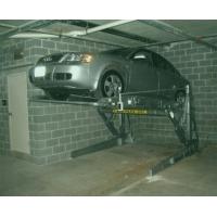 立体停车场 莱贝无避让立体车库简易升降类停车设备