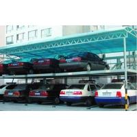 武汉地面升降横移多层式停车设备,武汉立体停备