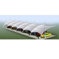 供新疆和田张拉张拉膜工程和阿克苏膜结构车棚