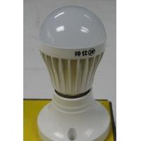 厂家直销LED塑料球泡灯、LED灯泡、节能灯