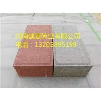 供应 建菱砖 透水砖 广场砖