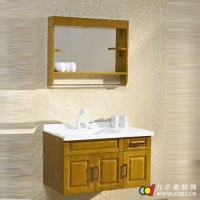 成都优品居卫浴--优品居挂墙式组合浴室柜