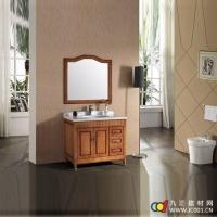 成都优品居卫浴--优品居简欧落地浴室柜