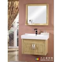 成都优品居卫浴--优品居现代风挂墙式组合浴室柜