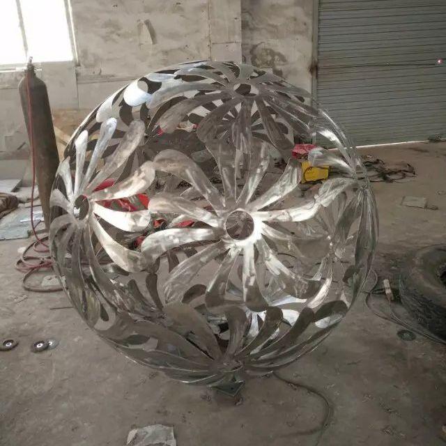 南京不锈钢雕塑-天将雕塑