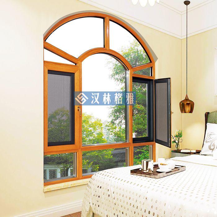 南京断桥平开窗房厂家-南京汉林格雅门窗