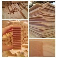 供应优质泰国橡胶木实木拼板/集成材